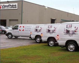 Fleet Graphics & Vehicle Wraps